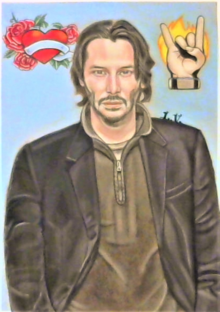 Keanu Reeves par Delilah5